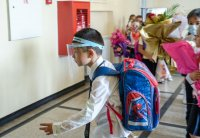 снимка 16 Първи учебен ден в столичното 32-о СОУ