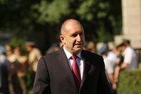 Радев: Кризата на доверие може да се излекува само с оставка