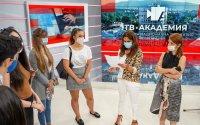 снимка 4 Започва ТВ Академията на БНТ за млади журналисти