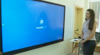 """Училище """"Райна Княгиня"""" в Пловдив посреща децата в иновативна класна стая"""