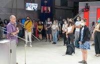 снимка 9 Започва ТВ Академията на БНТ за млади журналисти