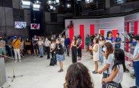 снимка 8 Започва ТВ Академията на БНТ за млади журналисти