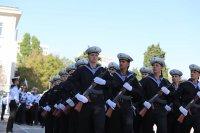 """снимка 2 Ген. Мутафчийски получи звание """"Доктор Хонорис кауза"""" от Военноморското училище във Варна"""