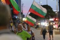 72-а вечер на антиправителствен протест в столицата