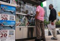 снимка 2 Разиграха на лотария самолета на мексиканския президент