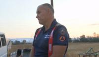 Пожарът между Стара Загора и Хасково е под пълен контрол