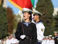 """снимка 6 Ген. Мутафчийски получи звание """"Доктор Хонорис кауза"""" от Военноморското училище във Варна"""