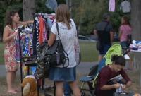 Родители организираха благотворителен пазар в Южния парк