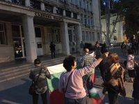 снимка 3 Поредна вечер на протест във Варна