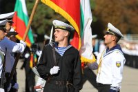 """снимка 4 Ген. Мутафчийски получи звание """"Доктор Хонорис кауза"""" от Военноморското училище във Варна"""