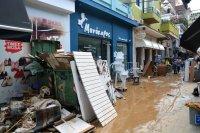 Трета жертва на урагана Янос в Гърция