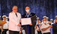 """снимка 9 Ген. Мутафчийски получи звание """"Доктор Хонорис кауза"""" от Военноморското училище във Варна"""