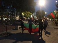 снимка 2 Поредна вечер на протест във Варна