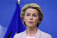 Урсула фон дер Лайен с първа реч за Състоянието на ЕС