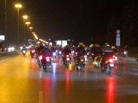 """Масово нощно каране """"Толерантност на пътя"""" в памет на загинали мотористи"""