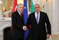Борисов и Ердоган обсъдиха по телефона регионалното развитие
