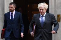 Камарата на общините във Великобритания прие закон, който противоречи на договорките с ЕС