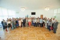 снимка 6 Захариева пред българите в Украйна: Прекланям се пред вашия дух