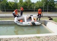 снимка 4 Нов тренировъчен лагер за пожарникари откриха в София