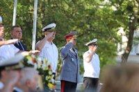"""снимка 8 Ген. Мутафчийски получи звание """"Доктор Хонорис кауза"""" от Военноморското училище във Варна"""
