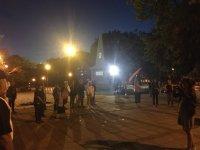 снимка 1 Поредна вечер на протест във Варна