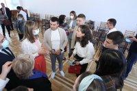 снимка 4 Захариева пред българите в Украйна: Прекланям се пред вашия дух