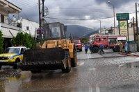 Българка с разказ за щетите от урагана Янос в Гърция