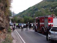 Тежка катастрофа на пътя между Нови Искър и Своге