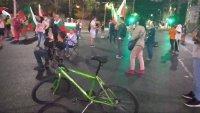 Приключи поредният протест в Пловдив, кръстовището на Сточна гара е отворено