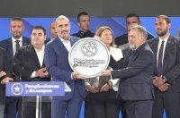 снимка 1 Цветан Цветанов учредява партията си. Кой влиза в състава ѝ?
