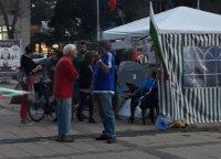 Поредна вечер на протест във Варна