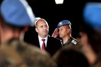 Президентът Радев поздрави българите за Деня на независимостта