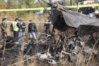 Откриха черните кутии на катастрофиралия самолет в Украйна