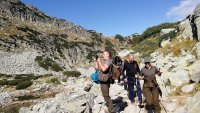 снимка 2 Вицепремиерът Марияна Николова изкачи връх Мусала в Деня на независимостта