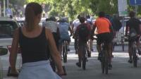 Бургазлии се включиха в инициативата Световен ден без автомобили
