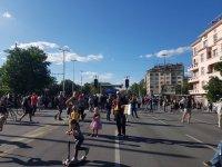 Митинг-концертът на Орлов мост ще продължи до 22 часа
