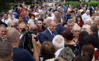 снимка 1 Радев няма да започва политически проект, ще подкрепи тези, чийто приоритет е народът