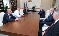 Борисов: Осигуряваме 50 млн. лв. за увеличение на заплатите на преподавателите в университетите