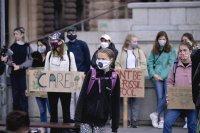 Грета Тунберг проведе поредна ученическа стачка срещу климатичните промени
