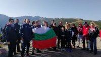 снимка 3 Вицепремиерът Марияна Николова изкачи връх Мусала в Деня на независимостта