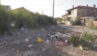 Незаконно сметище в Бургас