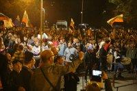 """87-а вечер на протести в София: Недоволни се събраха за """"Велико народно въстание"""" 4"""