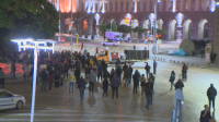 84-а вечер на протест срещу правителството в София
