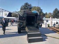 снимка 7 Радев и Каракачанов откриват изложение за отбранителна техника в Пловдив