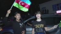 Конфликтът в Казказ: В Баку празнуват заради превзети територии