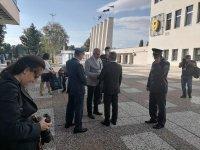 снимка 8 Радев и Каракачанов откриват изложение за отбранителна техника в Пловдив