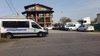 Спецакция срещу престъпна група за рекет и измами в София, над 20 задържани