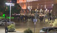 83-та вечер на протест в София