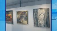 """снимка 2 В Берлин откриха изложбата """"Български художници от XX век"""" (Снимки)"""