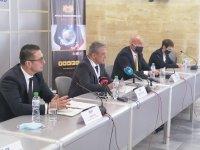 снимка 9 Радев и Каракачанов откриват изложение за отбранителна техника в Пловдив